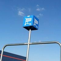 Photo taken at Walmart Supercenter by Matt W. on 2/20/2012
