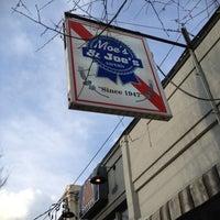Foto tomada en Moe's and Joe's Tavern por Kim G. el 3/17/2012