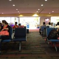 Photo taken at Nadi International Airport (NAN) by Flavio V. on 4/13/2012