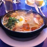 Photo taken at Restaurant La Aguada by Francisco J. on 8/5/2012