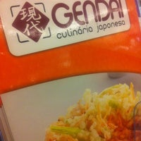Photo taken at Gendai by Hector H. on 7/31/2012