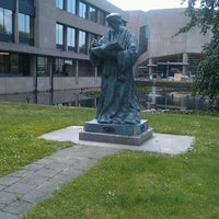 Photo taken at Erasmus University Rotterdam (EUR) by Natasya L. on 6/26/2012