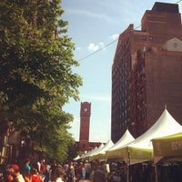Photo taken at Printers Row Lit Fest by Justin B. on 6/10/2012