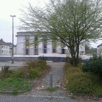 Photo taken at SAE Institute Bochum by Solveig T. on 4/5/2012