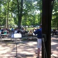 รูปภาพถ่ายที่ Saddle River County Park - Wild Duck Pond โดย Thomas H. เมื่อ 7/1/2012