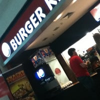 Photo taken at Burger King by Anna C. on 3/28/2012