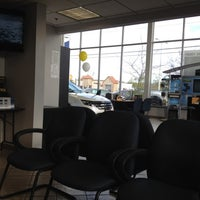 Photo taken at Gordie Boucher Ford, Lincoln, Mercury by Armin S. on 4/5/2012