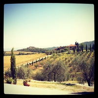 Photo taken at Fattoria Voltrona by Zoltán G. on 9/8/2012