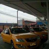 Photo taken at San Vicente de Tagua Tagua by Luis Fabian R. on 5/25/2012