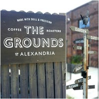 Photo taken at The Grounds Of Alexandria by The Very Hungry Katerpilla on 7/5/2012