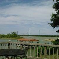 Photo taken at Lake Bridgeport by Sandra B. on 5/26/2012