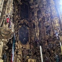 Photo taken at Catedral Metropolitana de la Asunción de María by Gladys M. on 7/17/2012