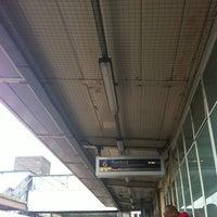 Photo taken at Upminster Railway Station (UPM) by Ashley W. on 6/30/2012