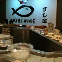 Photo taken at Sushi King by Dzafiza J. on 4/30/2012