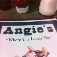Photo taken at Angie's Restaurant by Austin S. on 3/15/2012