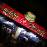 Photo taken at Hot n Spicy by FurSid S. on 7/11/2012