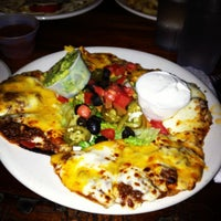Photo taken at Panchito's Mexican Restaurant by Emily P. on 5/14/2012