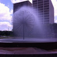 Снимок сделан в Buffalo Bayou Park пользователем Jessica R. 4/1/2012