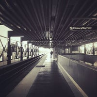 Photo taken at Rockridge BART Station by Chloe P. on 7/4/2012