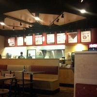 Photo taken at QDOBA Mexican Eats by KJ on 4/1/2012