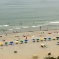 Photo taken at Myrtle Beach, SC by Samer on 8/30/2012