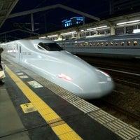Photo taken at JR 姫路駅 11番ホーム by lodestar2006 on 4/8/2012