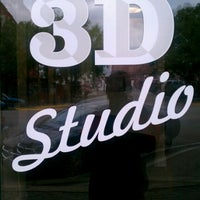 Photo taken at 3D Studio by Seymour on 4/29/2012