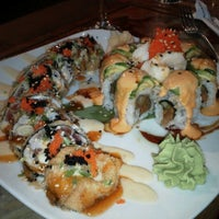 Photo taken at Spy Global Cuisine and Lounge by Brooks T. on 8/22/2012