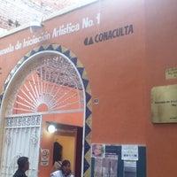 4/25/2012 tarihinde Berenice V.ziyaretçi tarafından Escuela Nacional De Bellas Artes EIA 1'de çekilen fotoğraf