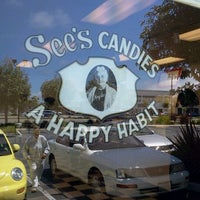 Photo taken at See's Candies by MB Noble on 4/11/2012