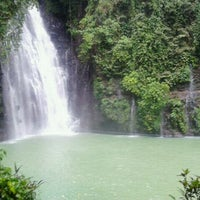 Photo taken at Tinago Falls by Mark Anthony M. on 2/12/2012