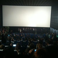 Photo taken at Cines Nervión Plaza by Bely G. on 3/27/2012