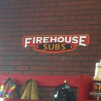Photo taken at Firehouse Subs by Karl M. on 8/22/2012
