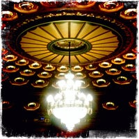 Photo taken at Benedum Center for the Performing Arts by Ilovetapatio on 4/5/2012