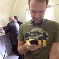 Снимок сделан в Кафе-Бистро на Б.Тульской пользователем Николай С. 4/19/2012