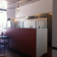 Photo taken at Apollonias Pizzeria by Brad C. on 7/28/2012