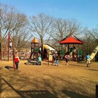 Photo taken at Slater Memorial Park by Luke R. on 3/19/2012