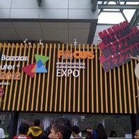 Photo taken at Focus : Jakarta Photo & Digital Imaging Expo by bunday s. on 3/3/2012