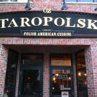 Снимок сделан в Staropolska Restaurant пользователем Adrian 8/29/2012