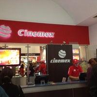 Photo taken at Cinemex by Lan D. on 4/11/2012