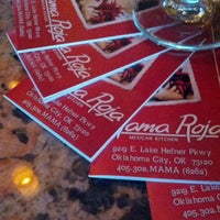 Photo taken at Mama Roja by Jay H. on 5/8/2012