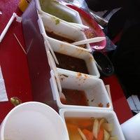 Photo taken at El Huarachon by Lizeth C. on 4/12/2012