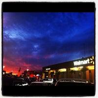 Photo taken at Walmart by Vladimir G. on 3/4/2012