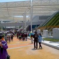 Photo taken at 여수세계박람회 국제관D 2층 by 선희 조. on 5/5/2012