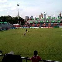 Photo taken at PAT Stadium by 2pong on 8/19/2012
