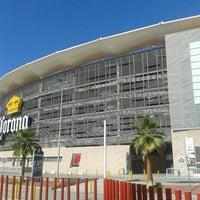 Photo taken at Territorio Santos Modelo Estadio by Gerardo H. on 7/9/2012