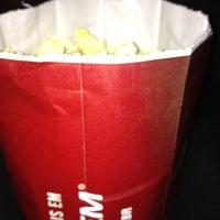 Photo taken at Cinesystem Cinemas by Carolina C. on 4/24/2012