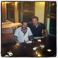 Photo taken at Kumsal Restaurant Ve Bar by Pyrz V. on 6/24/2012