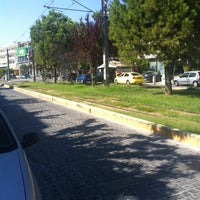 Photo taken at Glyfada by Gezao on 9/4/2012