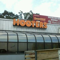 Photo taken at Hooters by Danielle T. on 7/27/2012
